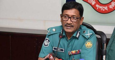 চিঠি ফাঁসের ঘটনাও তদন্ত হবে: ডিএমপি কমিশনার