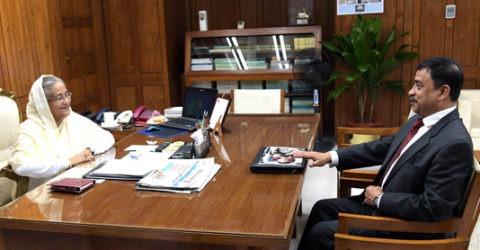 সিএফসি'র এমডি নির্বাচিত হওয়ায় রাষ্ট্রদূত বেলালকে প্রধানমন্ত্রীর অভিনন্দন