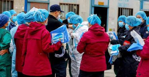 চীনে করোনা ভাইরাসে মৃতের সংখ্যা ১৬০০ ছাড়িয়েছে