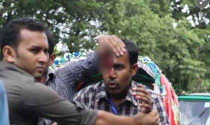 ঢাকার দুই সিটি নির্বাচন: বিভিন্ন কেন্দ্রে সাংবাদিকদের ওপর হামলা