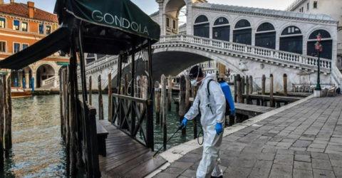 করোনা: ইতালিতে মৃতের সংখ্যা হাজার ছাড়িয়েছে