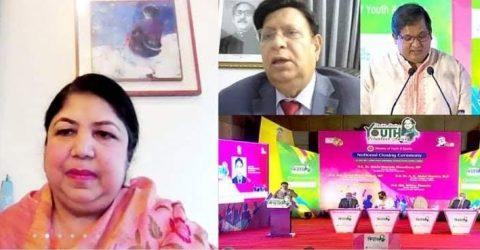 'শেখ হাসিনা ইয়্যুথ ভলান্টিয়ার অ্যাওয়ার্ড ২০২০' যুবসমাজকে মানবহিতৈষী কাজে উদ্বুদ্ধ করবে : স্পিকার
