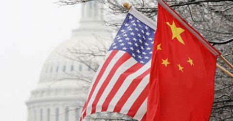 মার্কিন কর্মকর্তাদের বিরুদ্ধে চীনের পাল্টা নিষেধাজ্ঞা