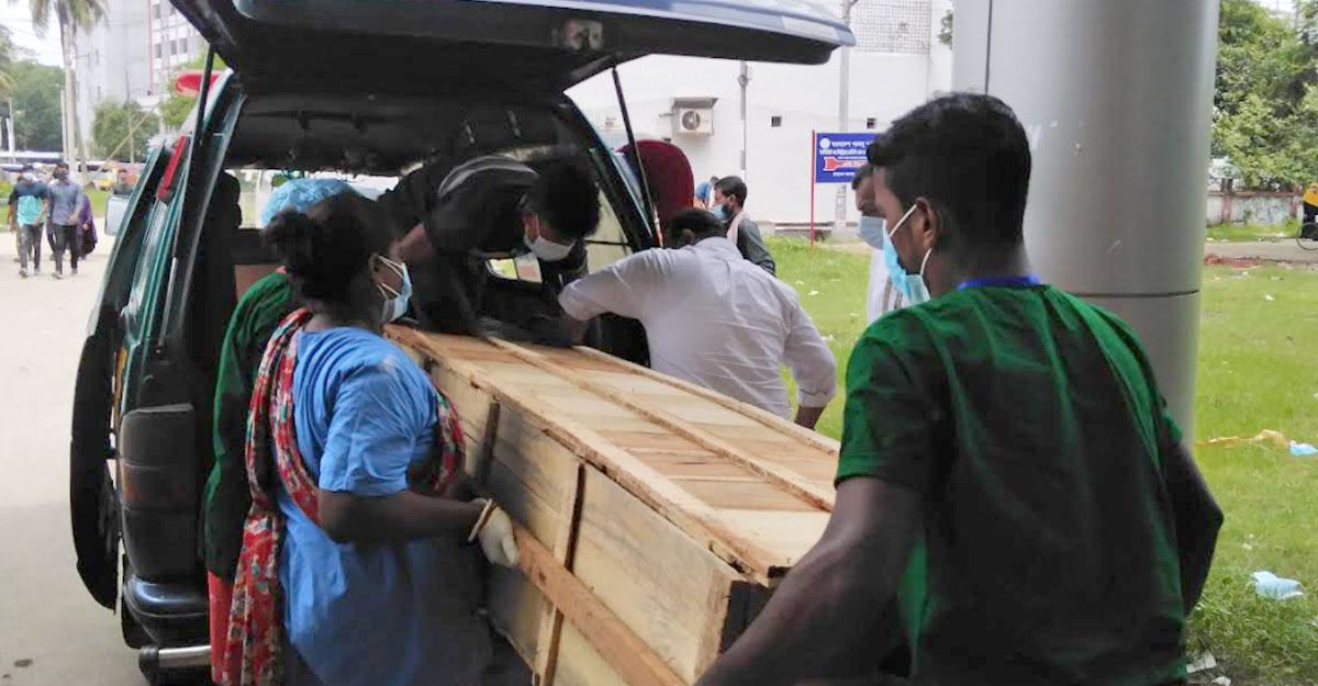 করোনায় আরও ২১৮ জনের মৃত্যু