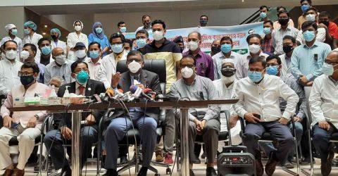 চীন থেকেই আসবে সাড়ে ৭ কোটি ডোজ টিকা : স্বাস্থ্যমন্ত্রী
